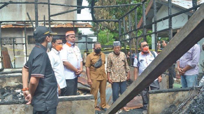 PKS Banda Aceh Salurkan Bantuan Untuk Korban Kebakaran di Beurawe