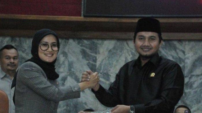 Ketua DPRD Lebak Didin Nurohmat Meninggal Saat Ngi