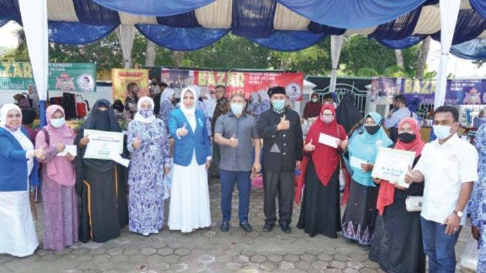 Ketua DPRK Aceh Besar Komit Bangkitkan Ekonomi UMKM