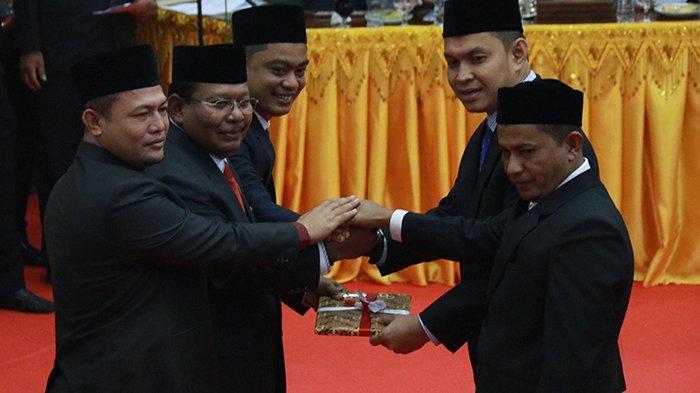 DPRK Aceh Utara Bentuk Lima Fraksi, Tiga Penuh, Dua Lainnya Gabungan