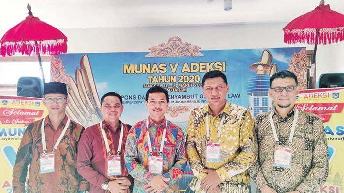 Anggota DPRK Banda Aceh Hadiri Munas Adeksi di Lombok
