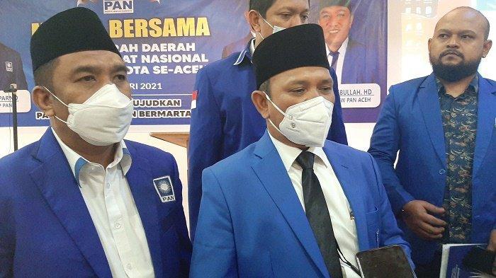 Ketum PAN Doakan Mawardi Ali Jadi Gubernur Aceh