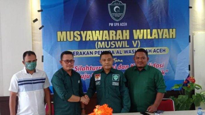 Adnin A Salam Terpilih Aklamasi Sebagai Ketua GPA Aceh