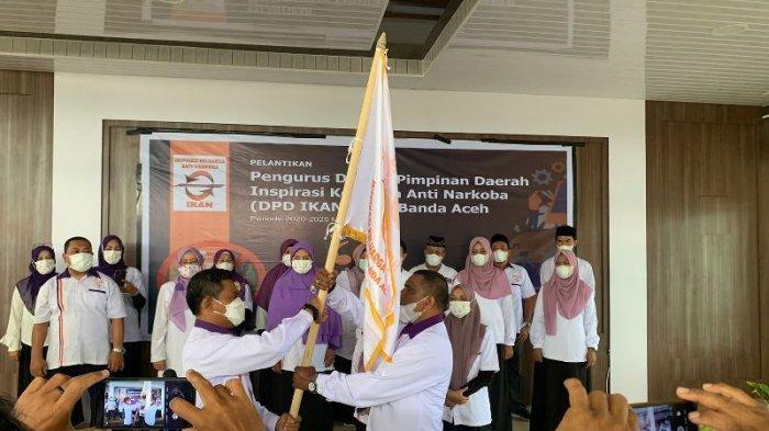 Pengurus IKAN Banda Aceh Dilantik