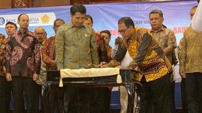 Makmur Budiman Dilantik Jadi Ketua ISEI Banda Aceh, Ini Permintaannya ke Pemerintah Pusat