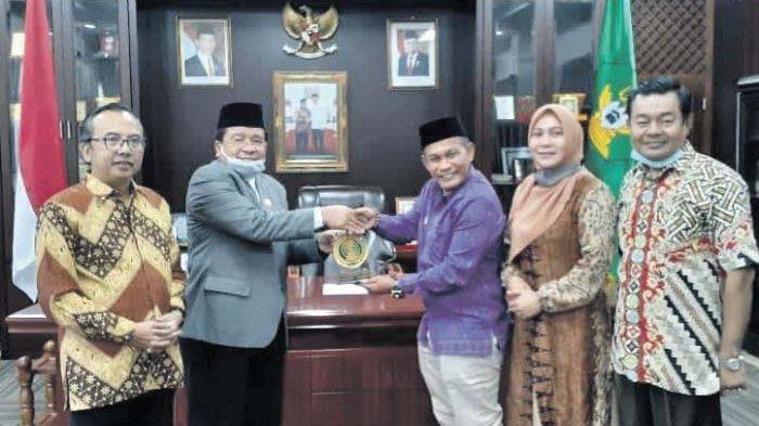 Rektor UIN Dukung KEK Halal Barsela