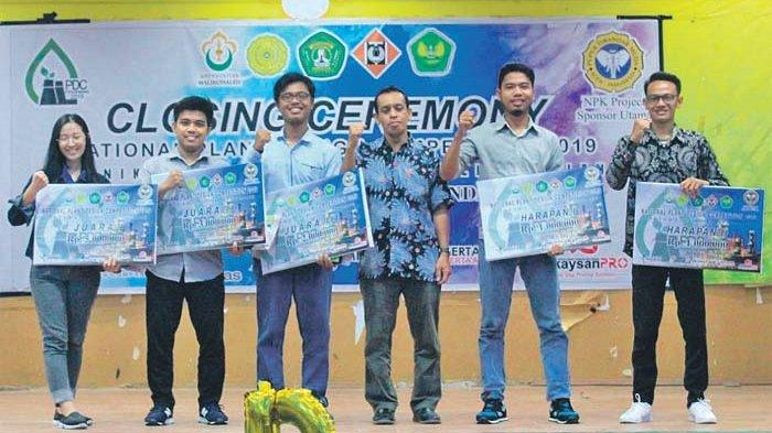 ITI Jakarta Juara Rancang Pabrik Kimia Nasional