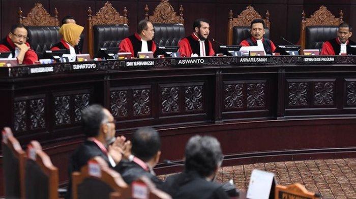 Ini Rekap Putusan Mahkamah Konstitusi dalam PHPU Aceh 2019