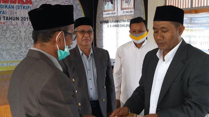 Pergantian Antar Waktu Ketua STKIP Muhammadiyah Abdya, Ini Sosok Pimpinan Baru
