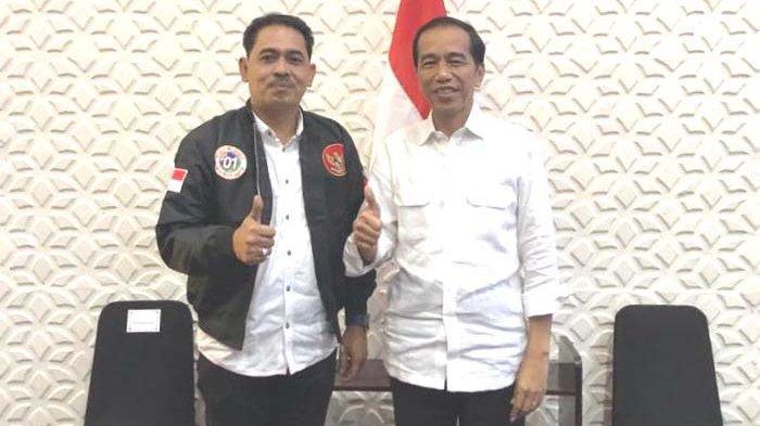 Jokowi Titip Salam Hormat kepada Ulama dan Rakyat Aceh