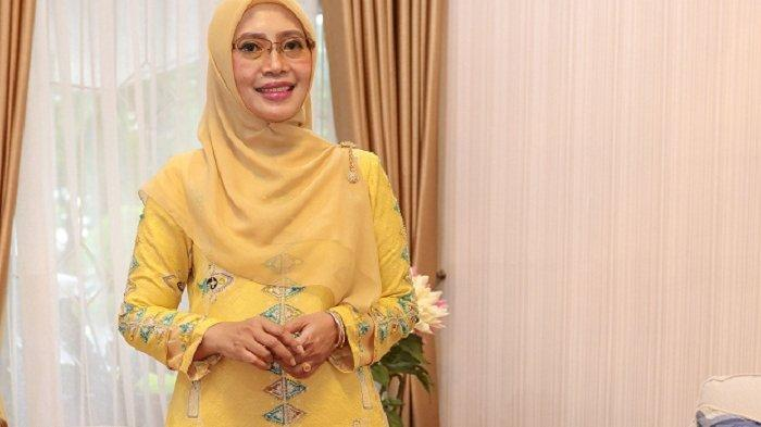 Dyah Erti Idawati, Luncurkan Rumoh Gizi Gampong di Pijay