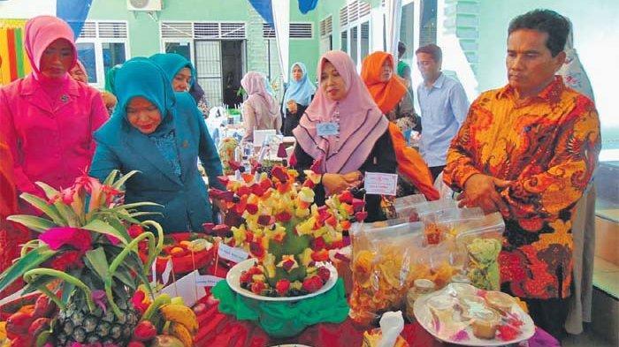 Lhoknga Juara Umum Festival Pangan Lokal