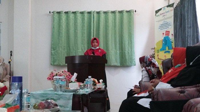 Ketua TP PKK Aceh Barat Daya Launching Puspaga Husnul Khatimah