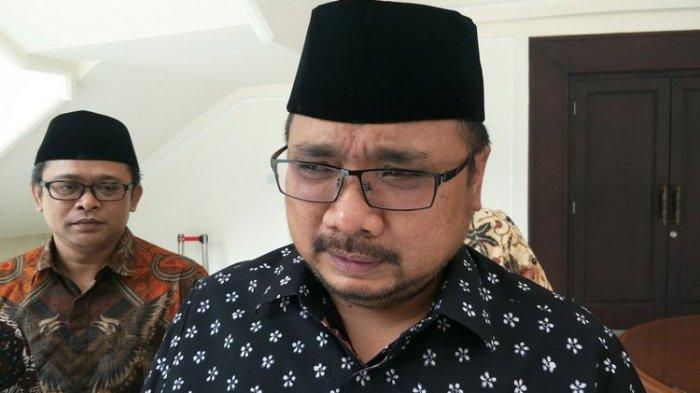 Din Syamsuddin Dilaporkan Alumni ITB, Menag Yaqut Cholil: Jangan Mudah Beri Label Seseorang Radikal