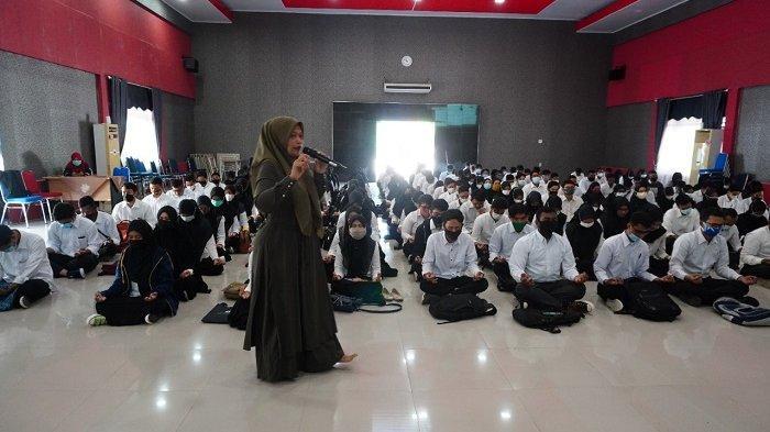 Ketua IMC Beri Motivator pada Pelatihan Keterampilan di BLK Banda Aceh