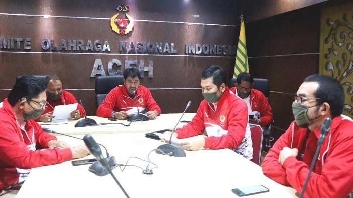 Sambut Ramadhan, Latihan Atlet PON Aceh Libur Selama Empat Hari