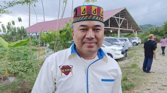 Muslim Armas, Ketua Umum Keluarga Ureung Pidie (KUPI).