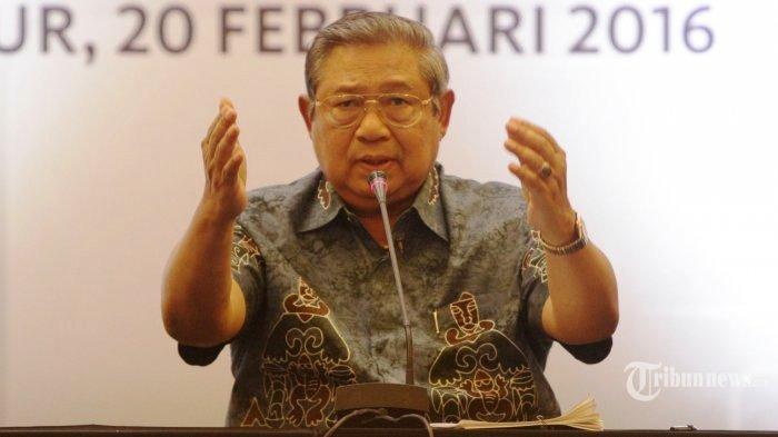 SBY Angkat Bicara Terkait Video Agum Gumelar Mempertanyakan Sikapnya Mendukung Prabowo di Pilpres