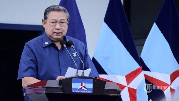 Jhoni Allen: SBY Bukan Pendiri Partai Demokrat, Hanya Sumbang Rp 100 Juta untuk Pemilu 2004
