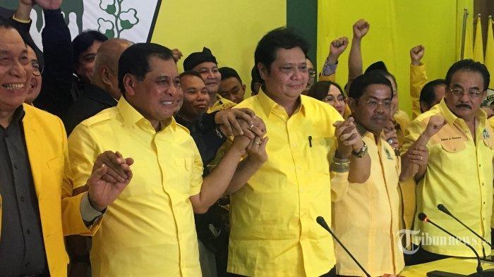 Kader Golkar Aceh: Jadi Ketua Umum Airlangga Hartarto tak Perlu Mundur dari Menteri