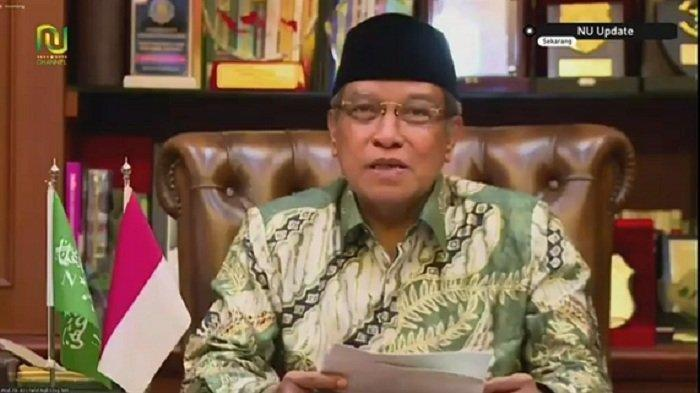 KH Said Aqil Siradj Jadi Komisaris Utama PT Kereta Api Indonesia, Begini Tanggapan Ketua Umum PBNU
