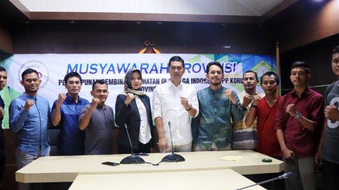 10 Tahun Vakum, Perhimpunan Pembina Kesehatan Olahraga Aceh Kini Aktif Kembali