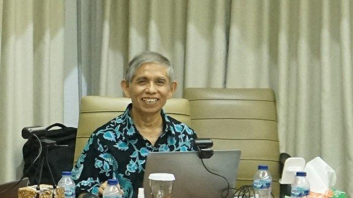 Ketua Umum PP Taman Iskandar Muda, Surya Darma: Aceh Perlu Wagub