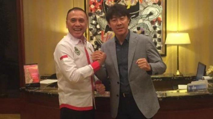 Pastikan Kembali ke Indonesia, Shin Tae-yong Ingin Bertemu Ketum PSSI untuk Bahas TC Timnas U-19