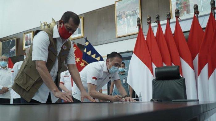 Liga Indonesia Dilanjutkan, Satgas Covid-19 Janji Sediakan Swab Test untuk PSSI