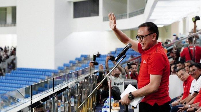Liga 1 dan Liga 2 Dihentikan, Ketua Umum PSSI Ungkap Dampak Bagi Indonesia