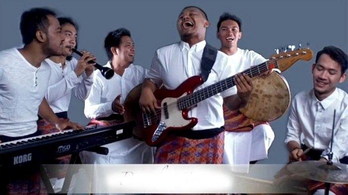 Band Keubitbit Asal Aceh Raih AMI Award 2020