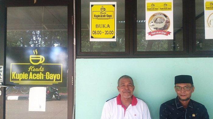 Keude Kupie Aceh Gayo, Sajian untuk Wakil Rakyat di Senayan