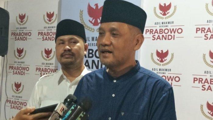 Prabowo Tunjuk M. Ifran Yusuf Cucu Pendiri NU Sebagai Wakil Ketua Umum Gerindra