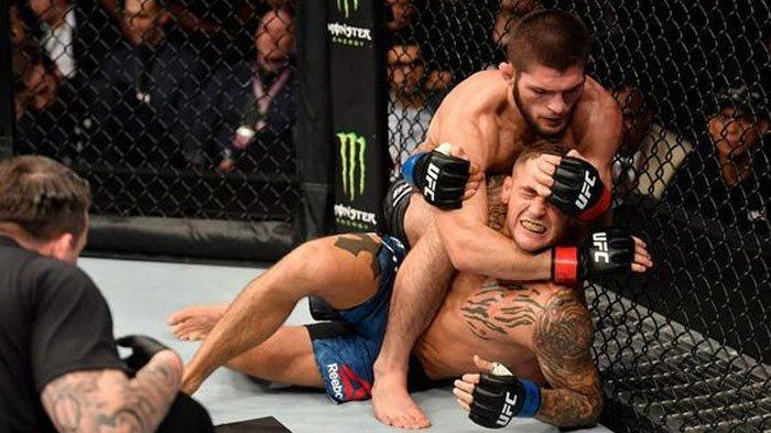 Khabib Nurmagomedov tak Berniat Melukai Lawan di UFC, Kecuali
