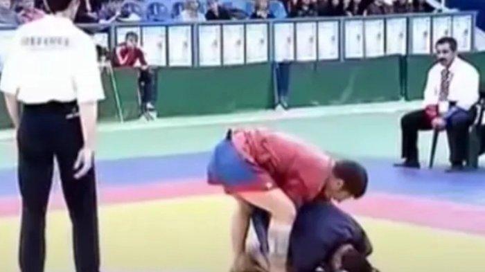 Mengharukan, Juara UFC Khabib Nurmagomedov Pernah Menangis Saat Kalah di Usia 17 tahun