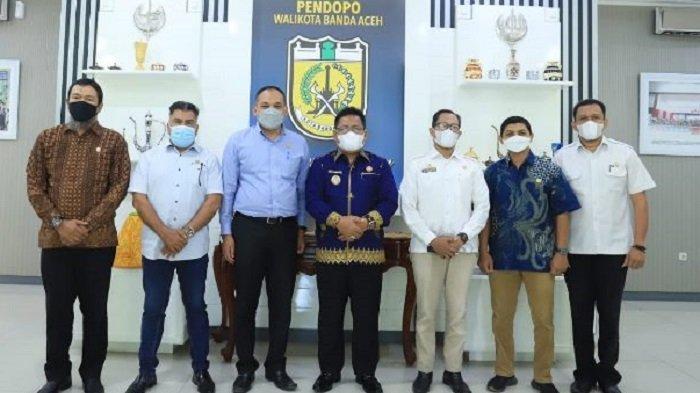 Bertemu Wali Kota, KIA Apresiasi Kinerja Pemko Banda Aceh atas Keterbukaan Informasi Publik