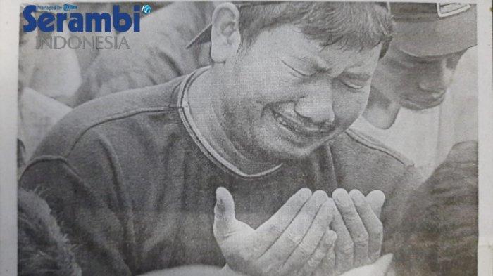 Sepenggal Cerita Tsunami Aceh 2004 - Kisah tak Sampai ke Alue Naga