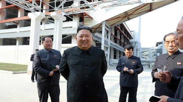 Hidup Mewah Bergelimang Harta, Rupanya Kunci Kekayaan Kim Jong Un ada pada 'Office 39'