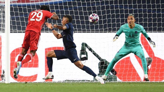 FOTO - Selebrasi Bayern Muenchen Juara Liga Champions Musim 2019-2020 - kingsley-coman-cetak-gol.jpg