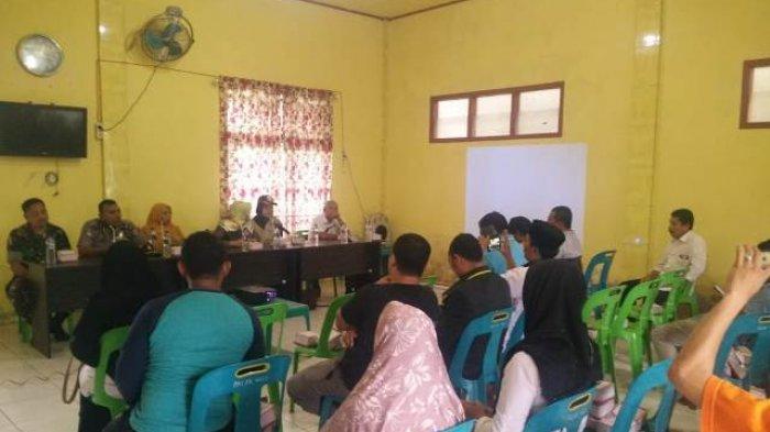 Kunjungi Sejumlah Desa, Ini Permintaan Ketua KIP Abdya kepada Masyarakat