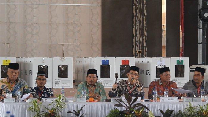 Rekap Tingkat Kecamatan Selesai, Penghitungan Suara Berlanjut ke KIP Banda Aceh