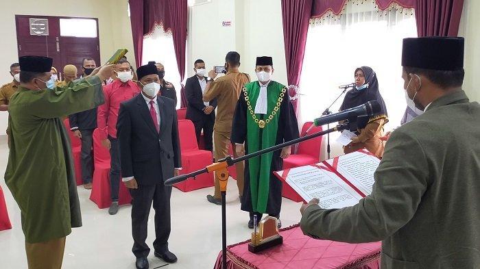 Bupati Rocky Lantik Yusri, PAW Anggota KIP Aceh Timur