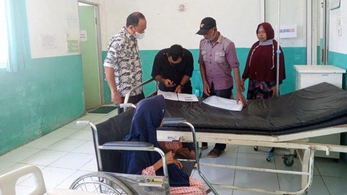 Kisah Anita Safitri Patah Tulang Belakang, 3 Tahun Alami Kondisi Buruk, Kini Dirujuk ke RSUDZA