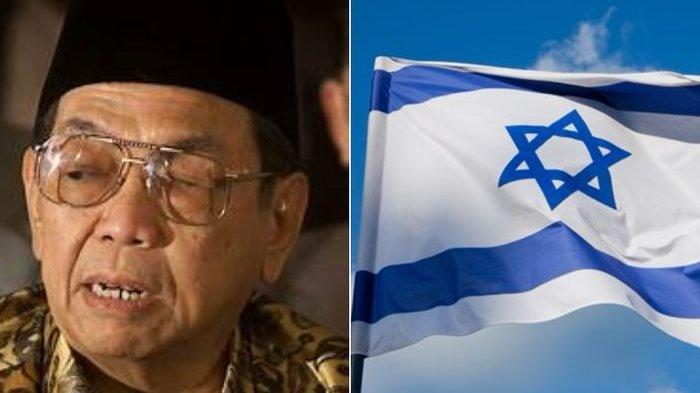 Dikenal Sangat Dekat dengan Israel, Gus Dur Ungkap Alasan Mengejutkan Sebelum Meninggal