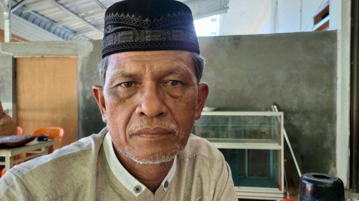 Kisah Inspiratif Tgk Ridwan di Tamiang, Tiap Hari Keliling Kampung Kutip Tabungan Warga untuk Kurban