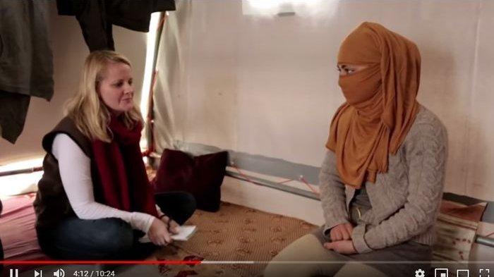 Dijadikan Budak Seks oleh ISIS, Wanita Ini Tak Sadar Memakan Bayinya yang Dihidangkan dengan Nasi