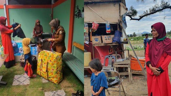 25 Tahun Berpisah, Dua Sahabat Ini Bertemu di Bantaran Sungai Lamnyong Banda Aceh, Simak Kisahnya