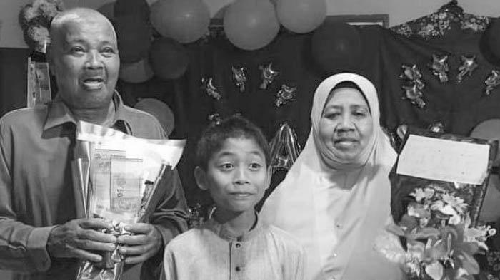 Kisah Pilu Sehari Sebelum Idul Fitri Ayah Meninggal Ditabrak Mobil, Belum Sempat Pakai Baju Baru