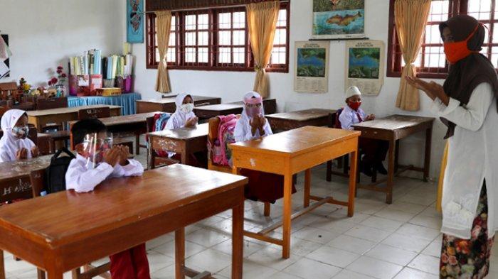 75 Persen Orang Tua Ingin Belajar Tatap Muka, Pembelajaran Daring Turunkan Hasil Belajar Siswa