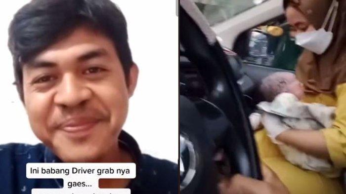 Kisah Sopir Taksi Online, Rela Mobil Jadi Tempat Melahirkan hingga Bersihkan Darah dan Air Ketuban